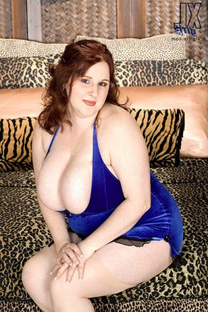Marileine ssbbw swing club in New Berlin, WI