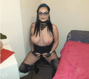 Sermin anal fisting escorts Droylsden UK